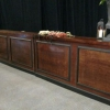 Fruitwood Deluxe Bar