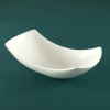 White Scoop Bowl