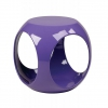 Orb Accent Table Purple