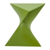 Twist Accent Table Green