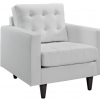 White Embassy Armchair