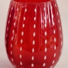 Red Cambria Glass